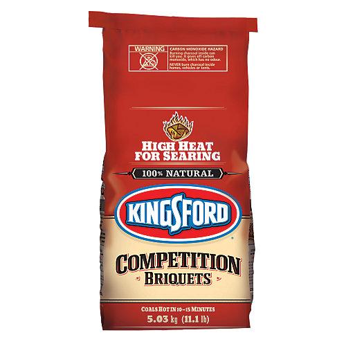 Briquettes Competition de Kingsford