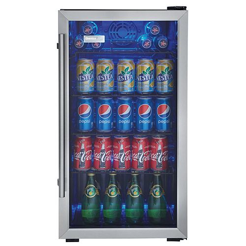 Danby Designer 120-Can Beverage Center