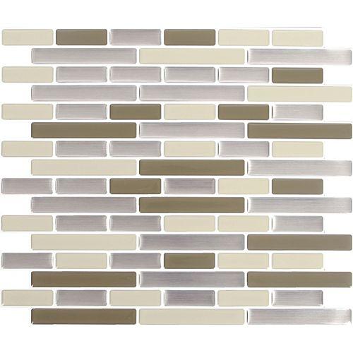 Desert Sand Stick-It Tile 11X9.25 (8-Pack)