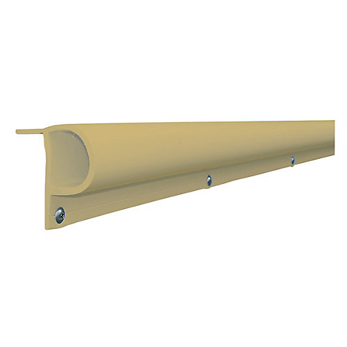 16 ft. Small P Profile Dock Bumper in Beige