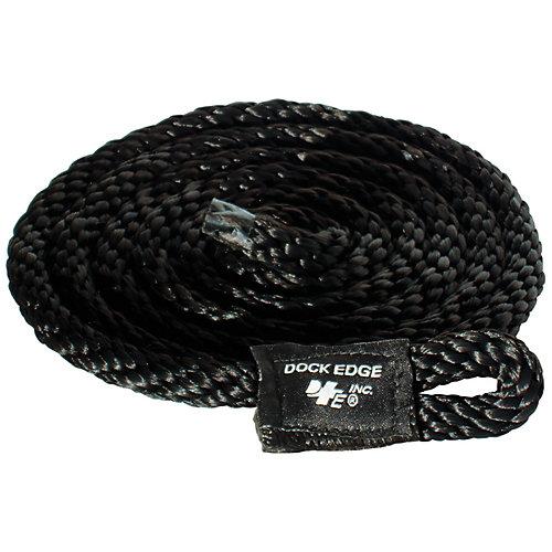 Ensemble de deux cordes de défense, 5 pieds, noir