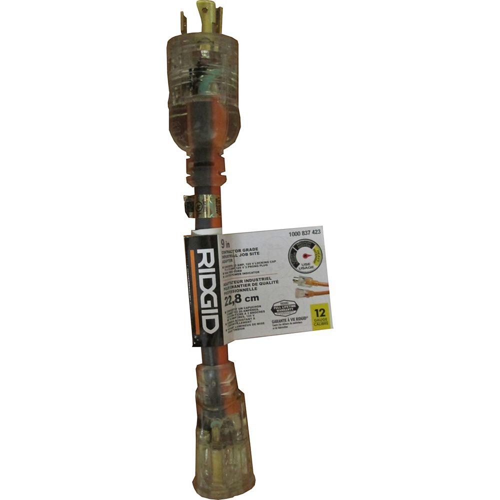 RIDGID Industrial Job Site Adapter