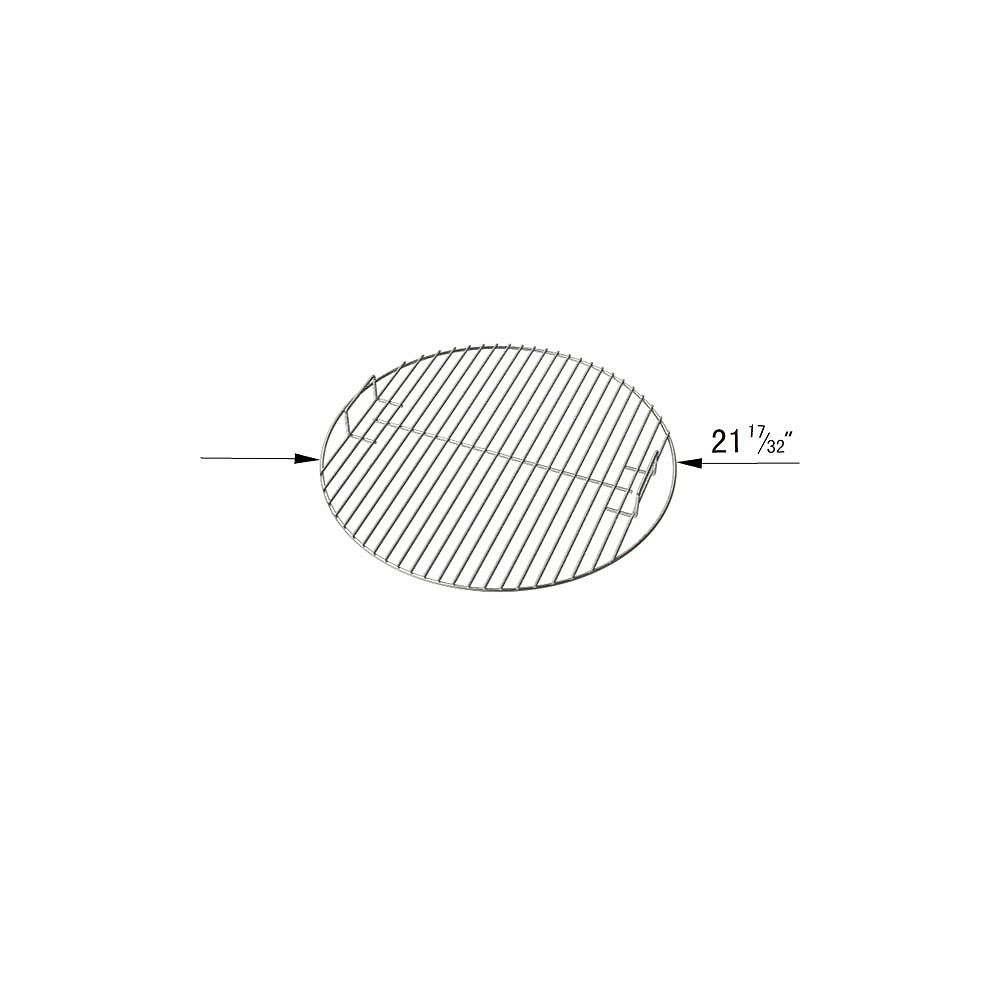 BBQTEK Stainless Steel Cooking Grid for Everyday Essentials and Tera Gear Gas Grill Models