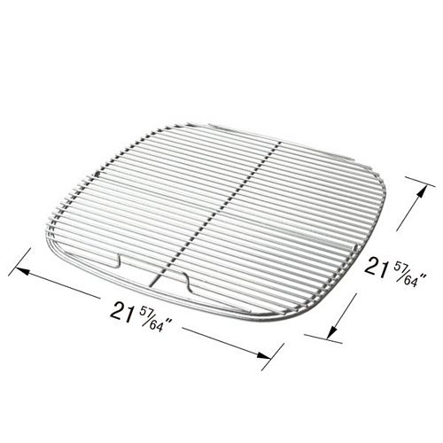 Stainless Steel Cooking Grid for Broil Chef f Gas Grill Models