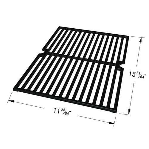 Cast Iron Cooking Grids (Large) for  and President's Choice for Gas Grill Models