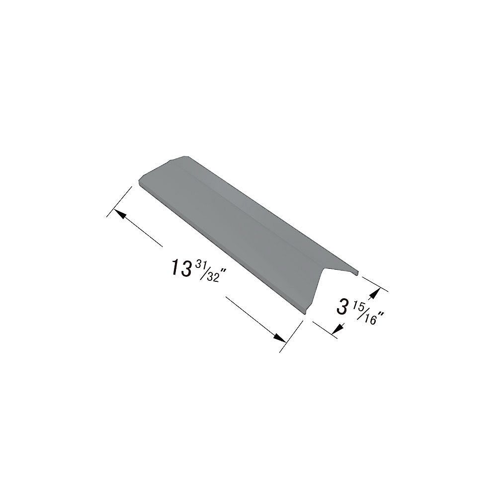 BBQTEK Stainless Steel Heat Plate for BOND, Broil Chef, Perfect Flame, President's Choice and Tera Gear Gas Grill Models