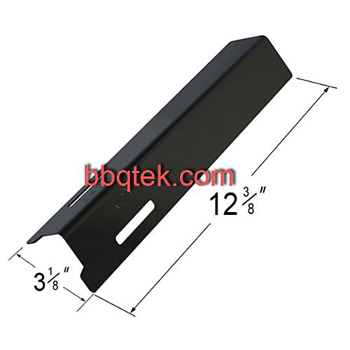 Porcelain Steel Heat Plate for BBQ Grill ware, Life @ Home and Uniflame Gas Grill Models