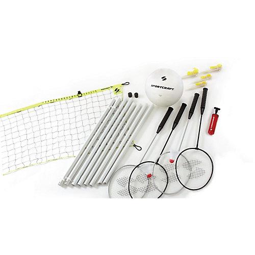 Ensemble de badminton & volleyball