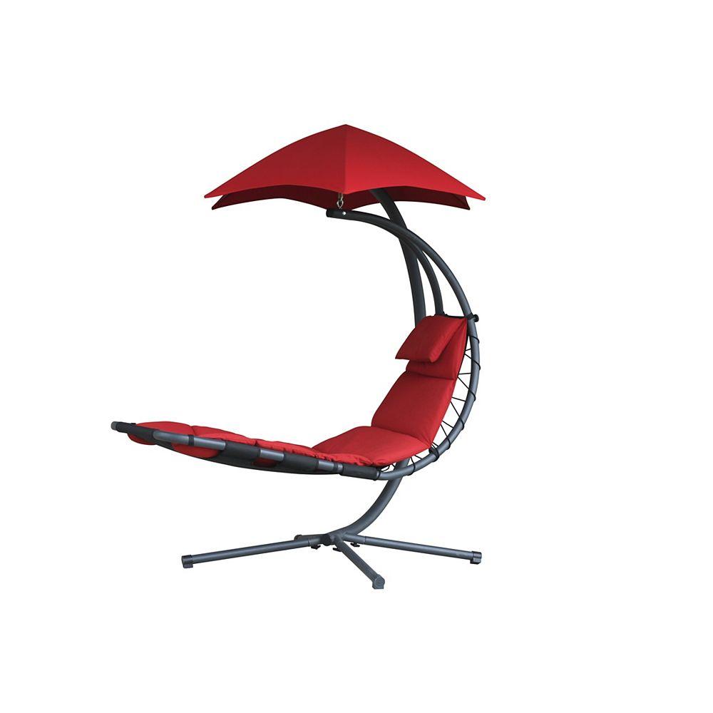 Vivere The Original Dream Chair - Cherry Red