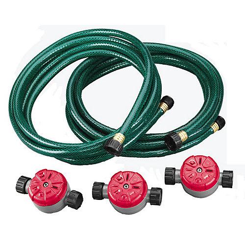 5-Piece Lawn Watering Kit