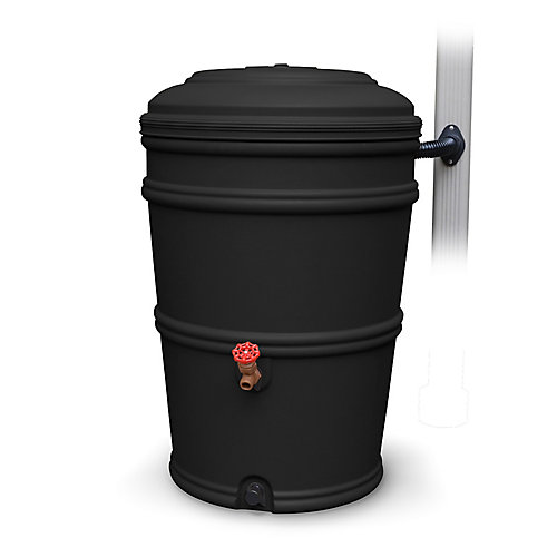 170l (45 Gal) Rainstation Charcoal