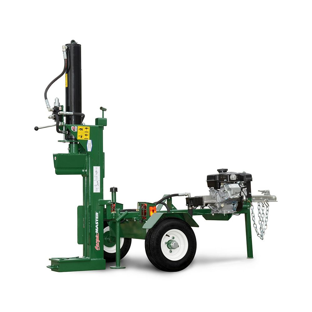 Surge Master 25 Ton Horizontal / Vertical Hydraulic Log Splitter