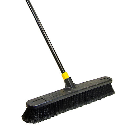 24-inch Smooth Surface Push Broom
