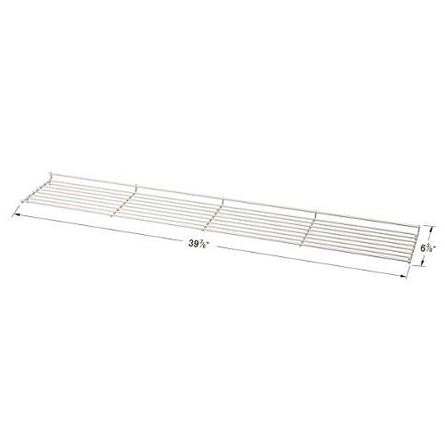 Stainless Steel Warming Grid for Tera Gear Gas Grill Models