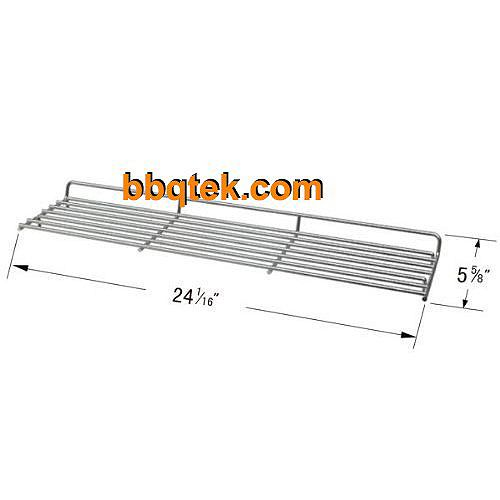 Stainless Steel Warming Grid for BBQ Grill ware, Life@Home and Perfect Flame Gas Grill Models