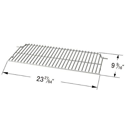 Stainless Steel Warming Grid for Life@Home Gas Grill Models