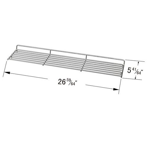 Stainless Steel Warming Grid for Life@Home and Perfect Flame Gas Grill Models