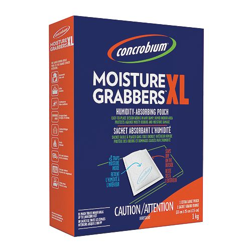 Concrobium Moisture Grabbers XL