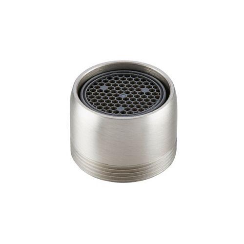 MOEN Brushed Nickel Water Saving Aerator - 1.5 GPM