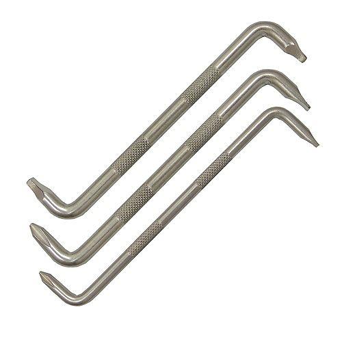 3-Piece offset Screwdriver Set
