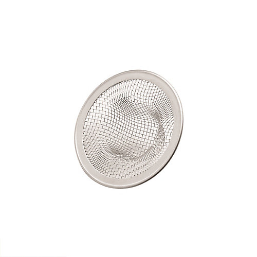 Panier-filtre à grillage pour lavabo