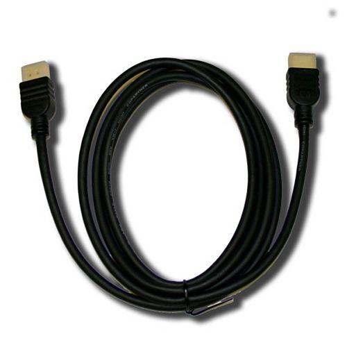 30 pieds mâle à mâle câble HDMI