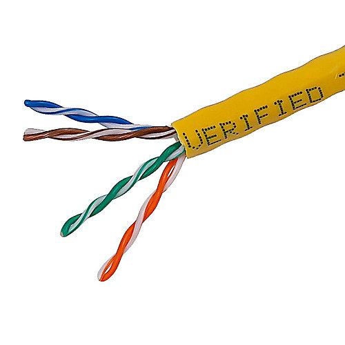 1000 pieds UTP CAT5E câble réseau