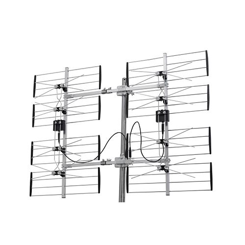 Digiwave 8 Bay Ultra Clear Digital Outdoor Antenna
