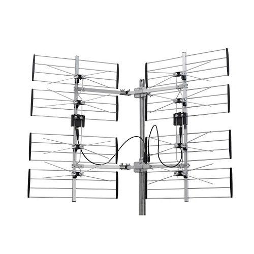 Adjustable Multidirectional HDTV Antenna