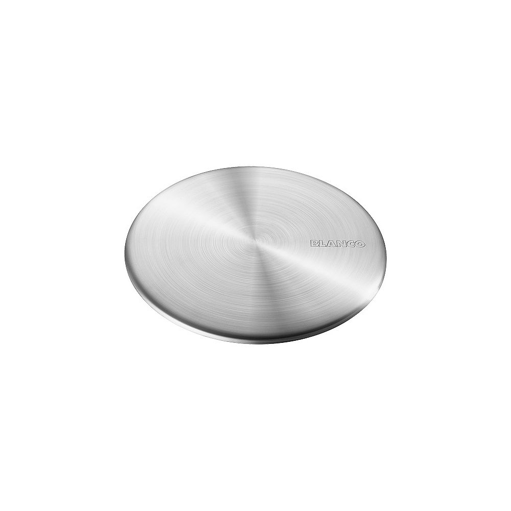 Blanco CapFlow Strainer Cover, Stainless Steel