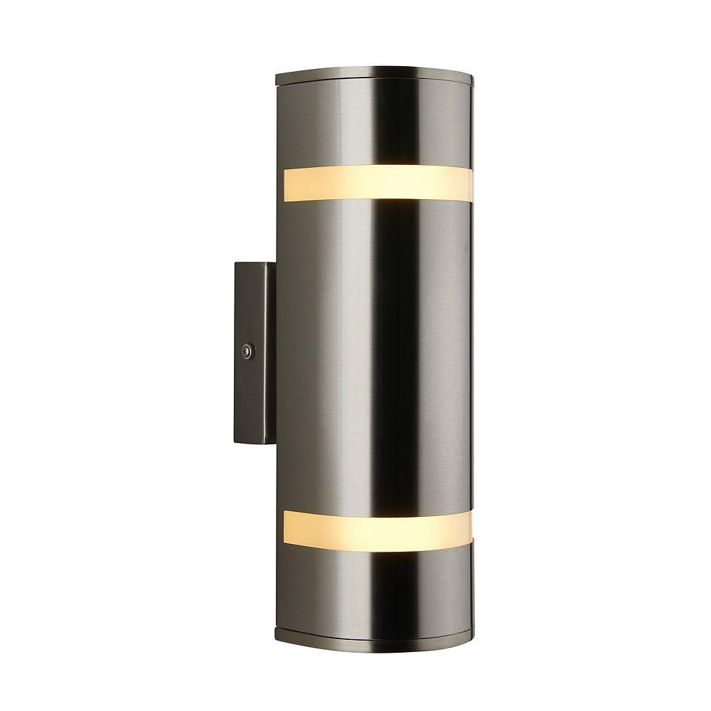 OMEGA Collection 3 way stream de luxe - Luminaire intérieur et extérieur en Stainless Steel