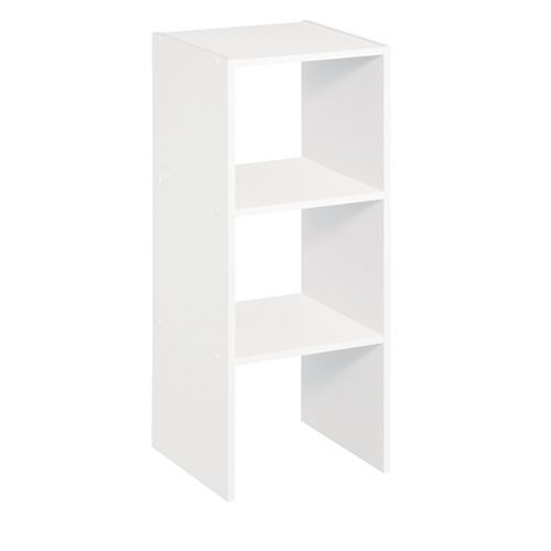 "ClosetMaid ClosetMaid 31 ""H Vertical Organizer Blanc"