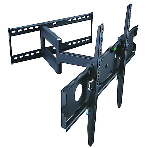 Full Motion Wall Mount for 32-63 pouces TV