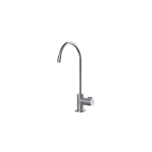 Sola High Arc Beverage Faucet in Stainless Steel