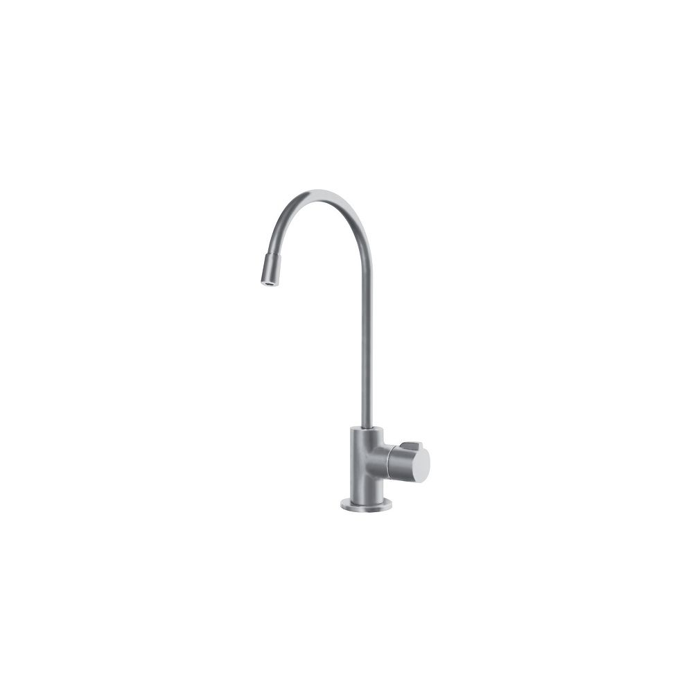 Blanco SOLA Beverage Faucet, Solid Spout (Cold Water Only), 1.5 GPM flow rate, Stainless Finish
