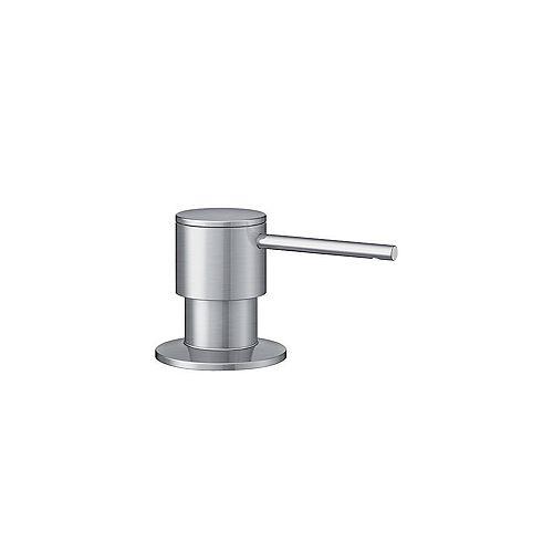 SONOMA Soap Dispenser, Stainless Finish, (370 ml) 12.5 fl oz.