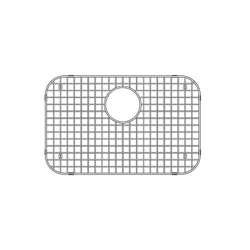 Sink Grid for Single Bowl VISION Sinks, Stainless Steel