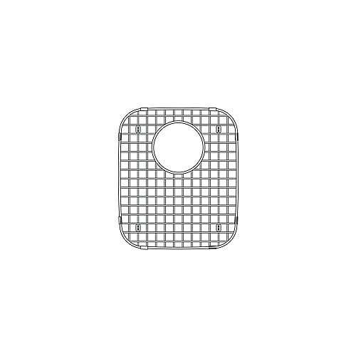 Large Bowl Sink Grid for VIENNA 210, Stainless Steel