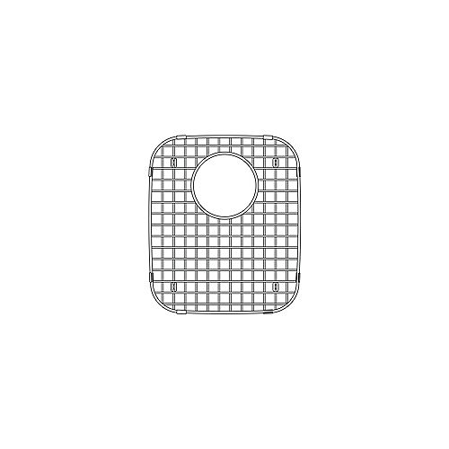 Small Bowl Sink Grid for VIENNA 210, Stainless Steel