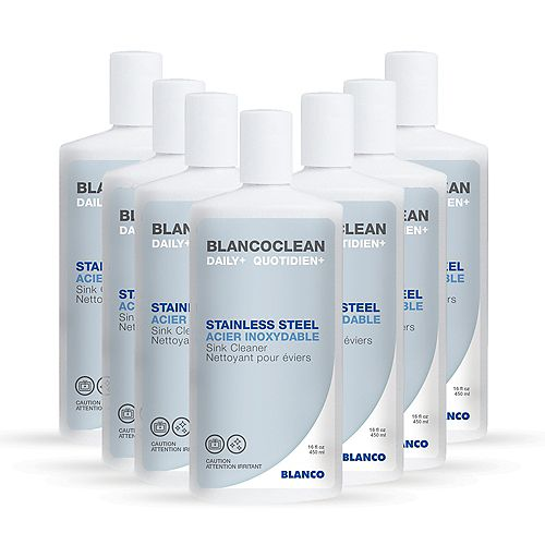 Blancoclean Stainless Steel Cleaner (12 x 450 ml)