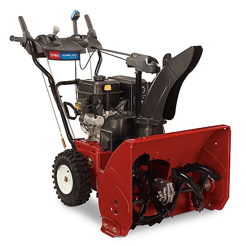 Power Max 826 OE 26-inch 2-Stage Gas Snowblower