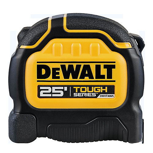 25 ft. x 1-1/4-inch Tape Measure