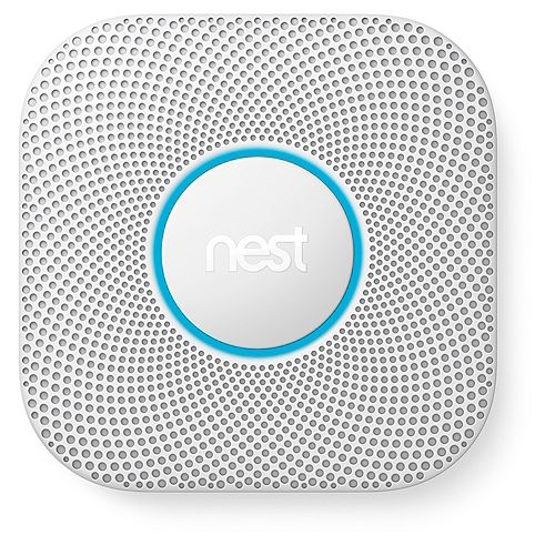 Nest Protect (2nd Generation) - Wired in White