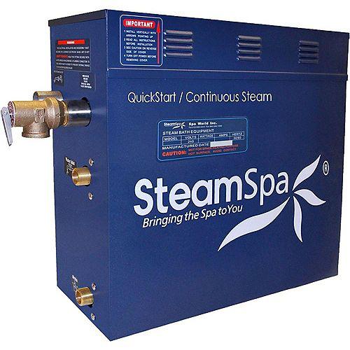 Steamspa Générateur de vapeur de 6kW