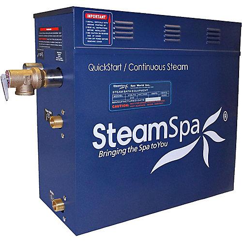 Générateur de vapeur de 10,5kW