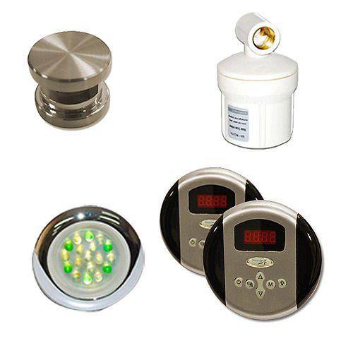 Royal Control Kit in Brushed Nickel