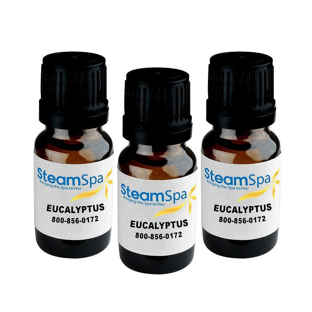 Steamspa Essence of Eucalyptus Value Pack