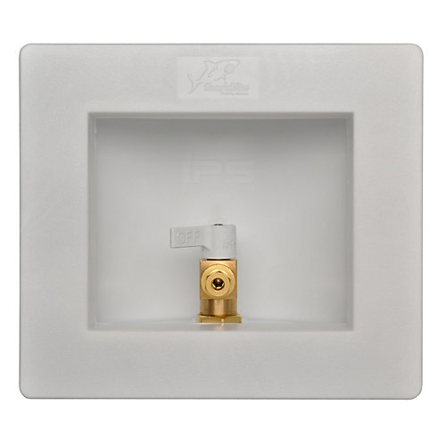 1/2-inch Ice Maker Outlet Box
