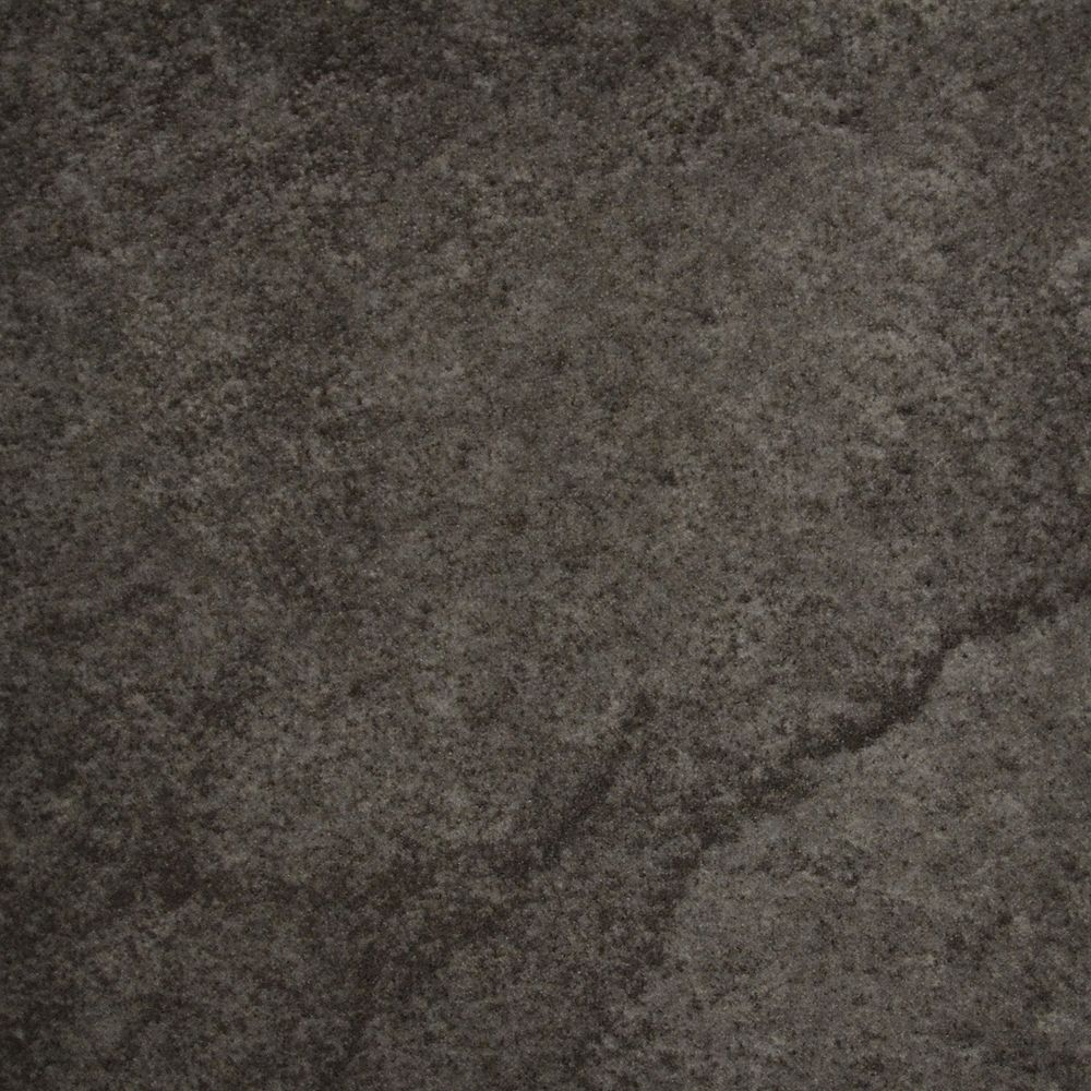 Allure 12 in. x 23.82 in. Delft Stone Black Luxury Vinyl Tile Flooring (Sample)