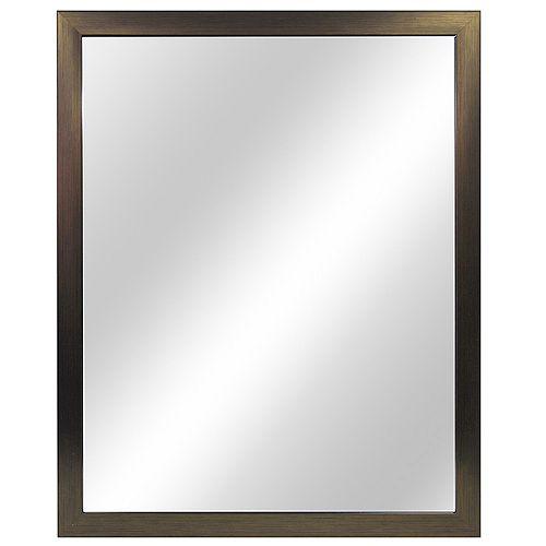 Home Decorators Collection Miroir a cadre en baguettes de 60,69cm (24po)